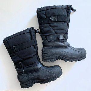 Ice Fields Boys Youth Winter Snow Boot Waterproof
